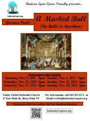 Click for a flyer for A Masked Ball