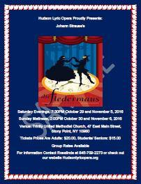 mini image of Pagliacci opera flyer