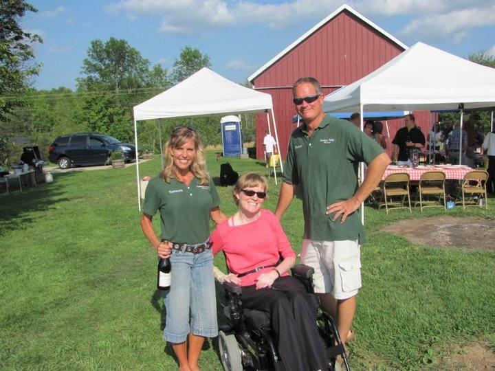 Tammera, sister Erin, Brandon